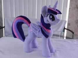 Twilight Alicorn by EquestriaPlush
