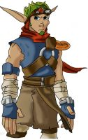 Jak Colored by Jmike31