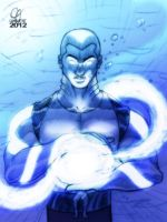 Aqualad by Cahnartist