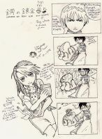 Roy Mustang cooking lessons by niwakaame