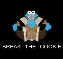Break the Cookie. by NonoKraken