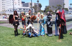 Warcraft Gathering at AX 2007 by Delutional