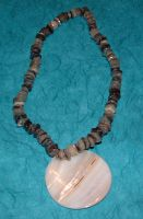 Shell Necklace by MollyD