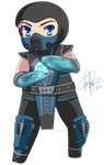 Sub-Zero by angel-athena