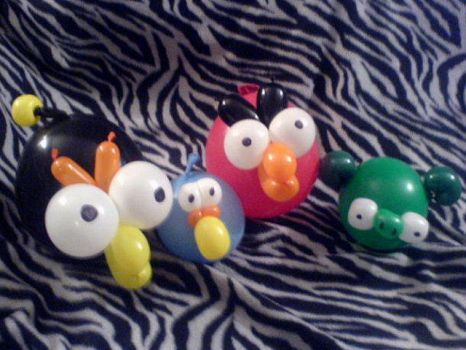 Angry Birds Collection by DjunKeep