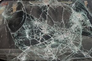 Broken Glass 02 by SuperStar-Stock