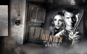 Hunter And The Slayer by mishlee