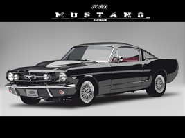 Vector mustang :x by AfricAShoX