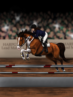 CSS's Lead Mare's Talent by CollidingStarsStable
