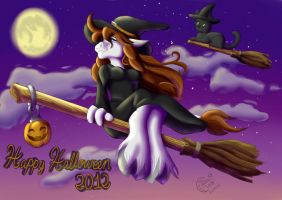 Halloween 2012 by LadyRosse