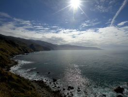 Enlightening Big Sur by louieschwartzberg