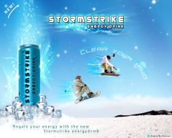 Stormstrike - Advetisement by D-BH