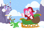 Pinkie Claus by Coggler