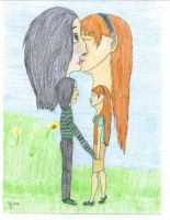 Teen Love: Lily..-dramaduck19 by HogwartsArt