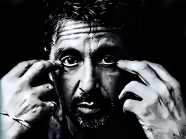 Al Pacino Once More by donvito62