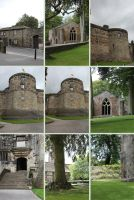 Skipton Castle 1 by Tasastock