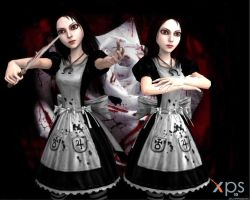 Lilith Default Outfit Model (Download) by MissCatarina