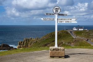 Land's End by Daniel-Wales-Images