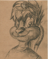 Chance in Charcoal by Marukio