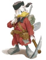 Young Scrooge by nmrbk