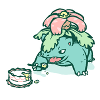 venusaur by foxiz