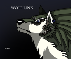 wolf link 2 by TussenSessan