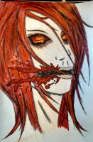 Chelsea grin chick by nco1222
