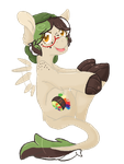 +MLP:New look Coco Kiwi+ by Less-th3n-thre3