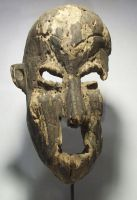 Ancient Mask by Art-of-the-Shaman