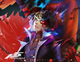[Persona 5] The Innocent Sin by Liirin