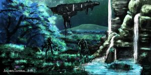 Project Earth 2015 Concept 02 by AnthonyPismarov