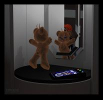 How Much is That Bandi in the Mirror? by Ptrope