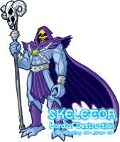 What's a Skeletor? by jasonhohoho
