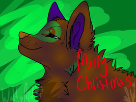 Christmas spam 4 by whitewolfspup