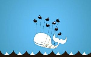 Twitter failwhale wallpaper by cheth
