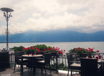 Breakfast at Montreux by AnanyaArts