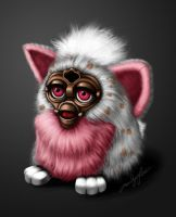Furry Furby! by jsevs