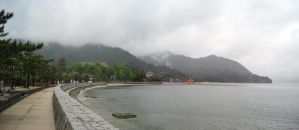 Top 5: Miyajima Shoreline by melllic