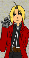 Edward Elric by EveryDayArtist