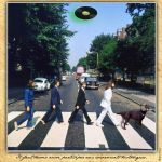 Abbey Road Back by ZINDOM