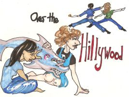 Over the Hillywood by maranianthe