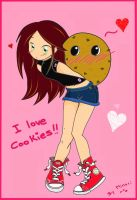 I love this Cookie by minori-chan