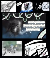 MLP Super Novas: PROLOUGE PAGE 2 by Chickfila-Chick