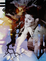 (spn) Jensen Ackles by c-a-t-o