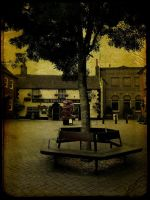 town square by awjay