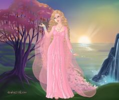 Greek Era Barbie by LadyIlona1984