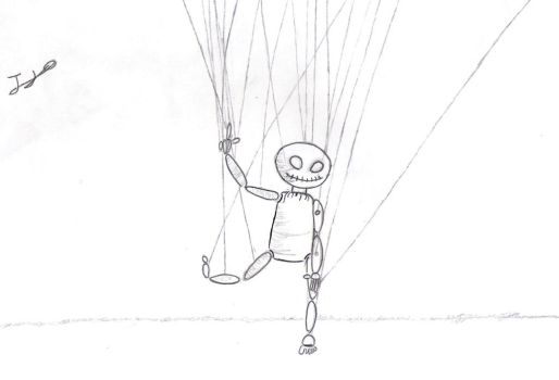 String Puppet by Jambitch