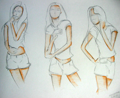 Figures by oliviak