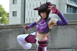 Stance II by JustPeachyCosplay