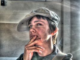Tyler-In HDR Vision by Chakra-X